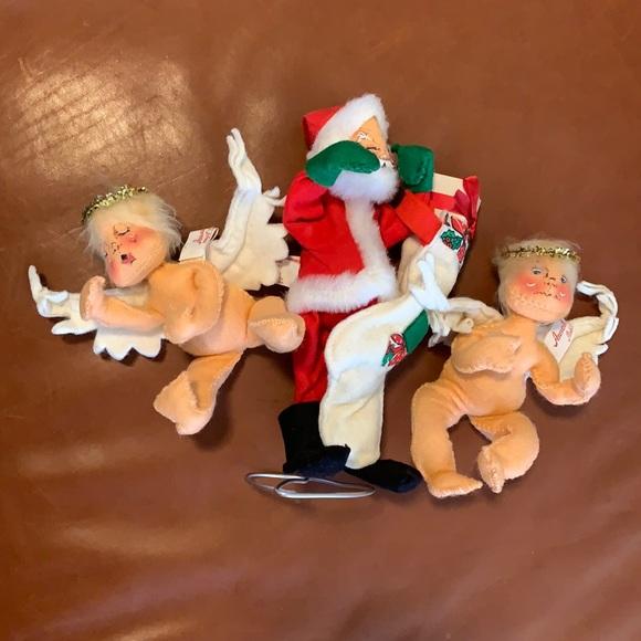 ***3***ANNALEE MOBILITEE Christmas
